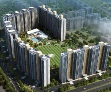 Gallery Cover Image of 1137 Sq.ft 2 BHK Apartment for buy in Sector 150 for 5250000