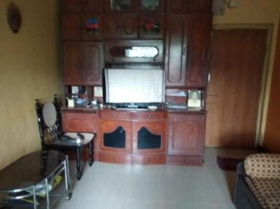 Gallery Cover Image of 500 Sq.ft 1 BHK Apartment for rent in Airoli for 18500