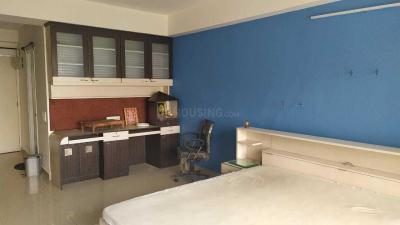 Gallery Cover Image of 600 Sq.ft 1 RK Apartment for rent in Rajarhat for 16000