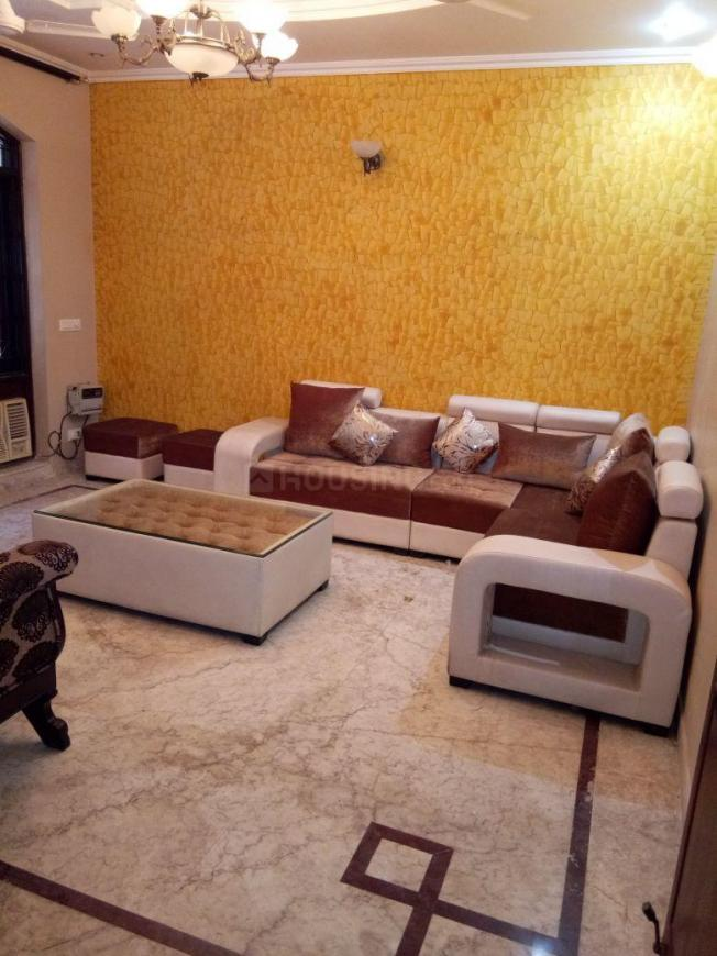 Living Room Image of 1950 Sq.ft 3 BHK Independent Floor for rent in Ansal Sushant Lok I, Sushant Lok I for 47000