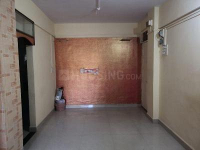 Gallery Cover Image of 700 Sq.ft 1 BHK Apartment for rent in Ghanashyam Complex, Dombivli West for 14000