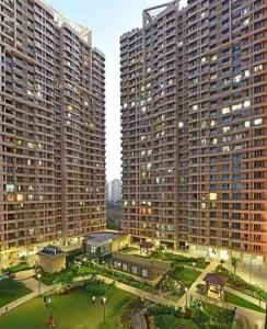 Gallery Cover Image of 1220 Sq.ft 2 BHK Apartment for rent in Thane West for 34000