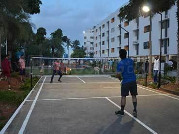 Gallery Cover Image of 860 Sq.ft 2 BHK Apartment for buy in Chembarambakkam for 2990000