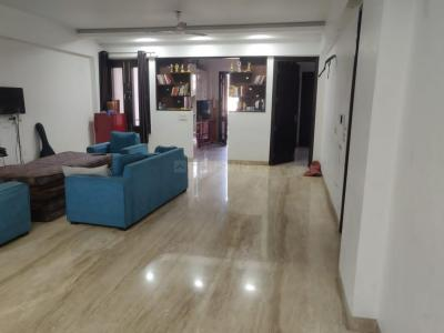 Gallery Cover Image of 2500 Sq.ft 3 BHK Independent Floor for rent in Ansal API Palam Vihar Plot, Palam Vihar for 39000