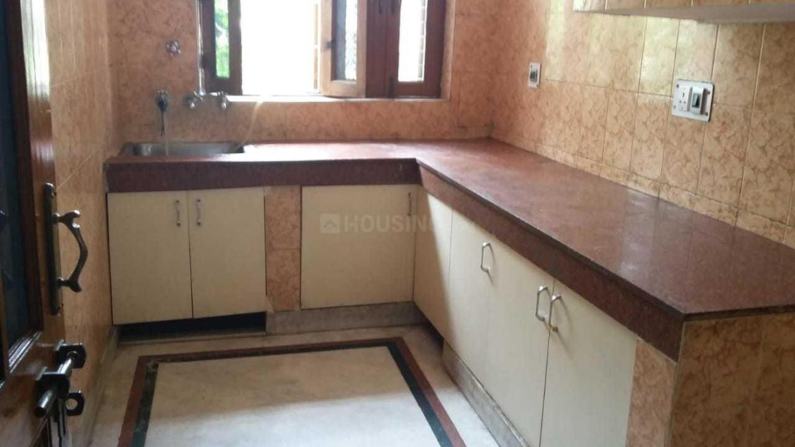 Kitchen Image of 1230 Sq.ft 2 BHK Independent House for rent in Alpha II Greater Noida for 9500