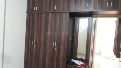 Gallery Cover Image of 650 Sq.ft 1 BHK Independent Floor for rent in Murugeshpalya for 15000