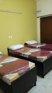 Bedroom Image of Hostellernoida in Sector 19