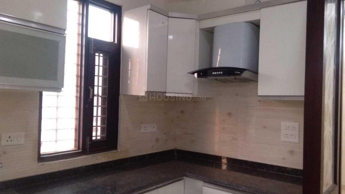 Kitchen Image of 1150 Sq.ft 2 BHK Independent House for buy in Niti Khand for 5200000
