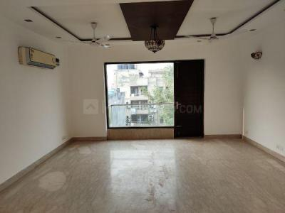 Gallery Cover Image of 2300 Sq.ft 3 BHK Independent Floor for rent in Greater Kailash for 55000