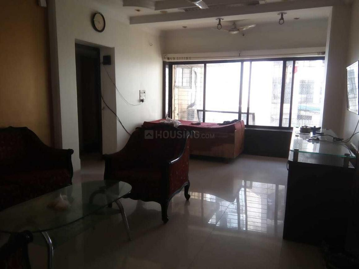 Living Room Image of 580 Sq.ft 2 BHK Apartment for rent in Vashi for 79000