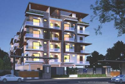 Gallery Cover Image of 1100 Sq.ft 2 BHK Apartment for buy in Thanisandra Main Road for 6500000