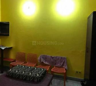 Gallery Cover Image of 555 Sq.ft 1 RK Independent Floor for rent in Nehru Nagar for 5500