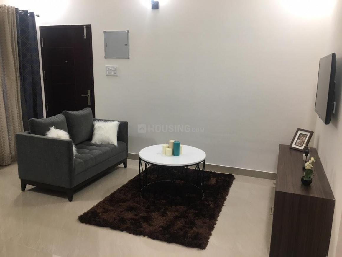 Living Room Image of 525 Sq.ft 1 BHK Independent House for buy in Kundrathur for 2797862