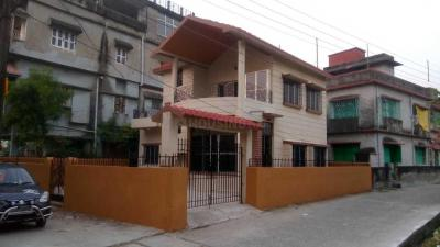 Gallery Cover Image of 1250 Sq.ft 2 BHK Independent House for rent in Kaikhali for 15000