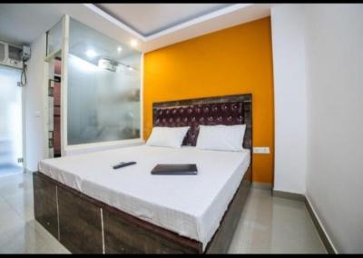 Bedroom Image of PG 4193606 Sector 24 in DLF Phase 3