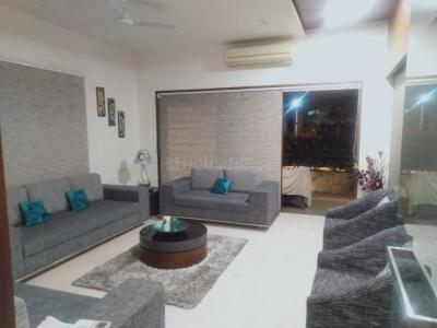 Hall Image of 4050 Sq.ft 4 BHK Independent House for buy in Bodakdev for 60000000