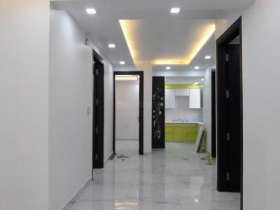 Gallery Cover Image of 1700 Sq.ft 3 BHK Apartment for buy in Sector 6 Dwarka for 14500000