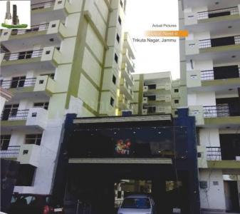 Gallery Cover Image of 1655 Sq.ft 3 BHK Apartment for buy in Trikuta Nagar for 10000000