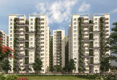 Gallery Cover Image of 1285 Sq.ft 2 BHK Apartment for buy in Mana Uber Verdant II, Doddakannelli for 7582000