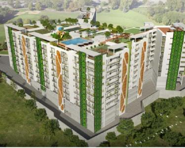 Gallery Cover Image of 2423 Sq.ft 3 BHK Apartment for buy in Dream Valencia, Banjara Hills for 20595500