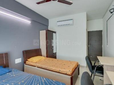 Bedroom Image of Stanza Living Kingston House in Wagholi