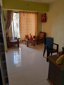 Gallery Cover Image of 655 Sq.ft 1 BHK Apartment for buy in Sai Sakshi Tower, Kalyan East for 4600000