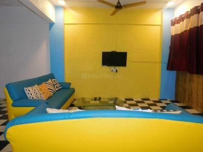 Living Room Image of Cozydorms PG in Kharghar