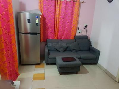 Gallery Cover Image of 750 Sq.ft 1 BHK Apartment for rent in Bellandur for 16000