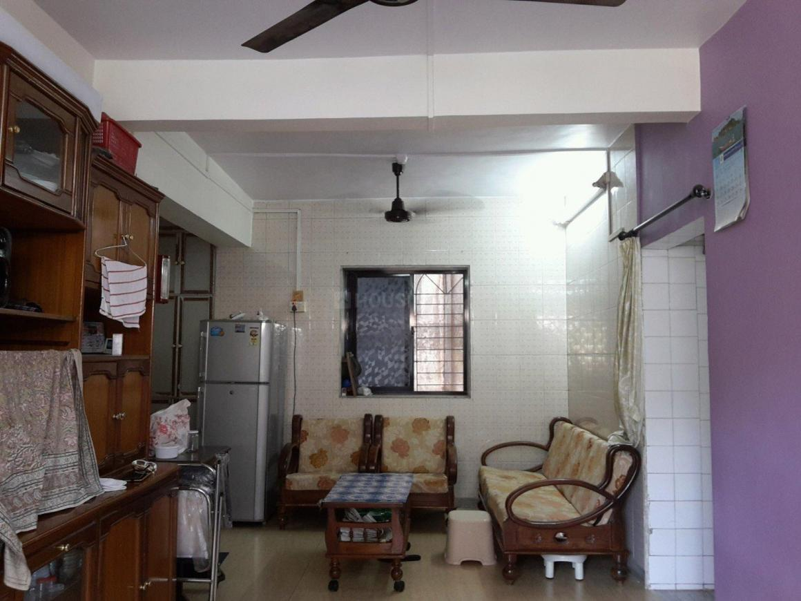 Living Room Image of 515 Sq.ft 1 BHK Apartment for buy in Kalwa for 3800000