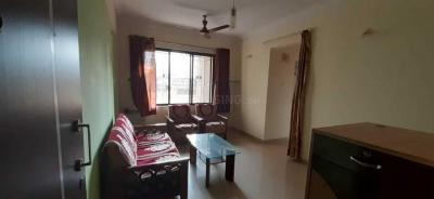 Gallery Cover Image of 560 Sq.ft 1 BHK Apartment for rent in Kasarvadavali, Thane West for 17000