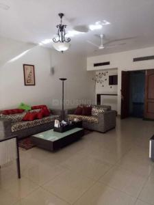 Gallery Cover Image of 1950 Sq.ft 3 BHK Apartment for rent in Rajoria Nagar for 85000