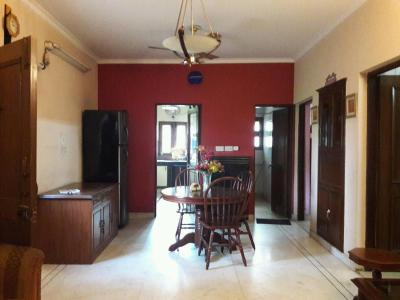 Gallery Cover Image of 1100 Sq.ft 2 BHK Apartment for rent in Sarita Vihar for 29000