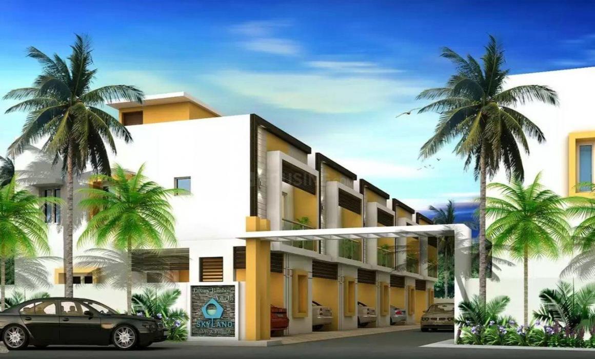 Building Image of 1287 Sq.ft 3 BHK Villa for buy in Semmancheri for 5150000