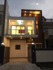Gallery Cover Image of 2400 Sq.ft 3 BHK Independent House for buy in Aman Vihar for 7800000