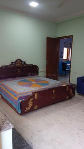 Gallery Cover Image of 1440 Sq.ft 3 BHK Independent Floor for rent in Chittaranjan Park for 55000