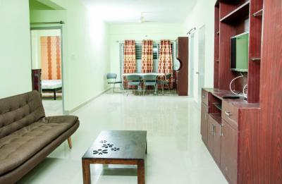 Gallery Cover Image of 1300 Sq.ft 3 BHK Apartment for rent in Whitefield for 38400