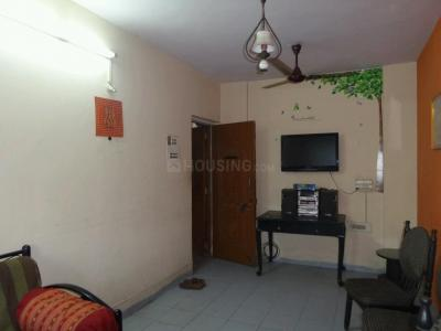 Gallery Cover Image of 420 Sq.ft 1 BHK Apartment for rent in Thane West for 14000