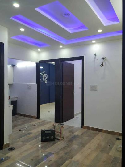 Living Room Image of 735 Sq.ft 3 BHK Independent Floor for buy in Uttam Nagar for 3500000