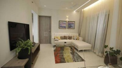 Gallery Cover Image of 1000 Sq.ft 2 BHK Apartment for buy in SSD Sai Pearl Phase 1, Pimple Saudagar for 8700000