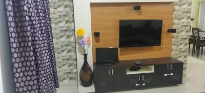 Gallery Cover Image of 1700 Sq.ft 3 BHK Apartment for rent in Aratt Divya Jyothi Lake View County, Begur for 21000