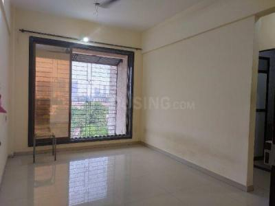 Gallery Cover Image of 640 Sq.ft 1 BHK Apartment for rent in Yash Kumkum Park, Ghansoli for 14000