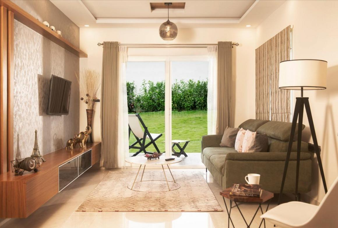 Living Room Image of 1520 Sq.ft 3 BHK Independent Floor for buy in Chansandra for 6204000