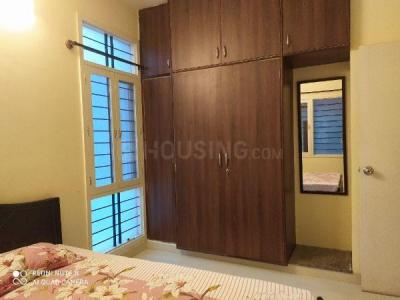 Gallery Cover Image of 1500 Sq.ft 2 BHK Apartment for rent in Domlur Layout for 45000