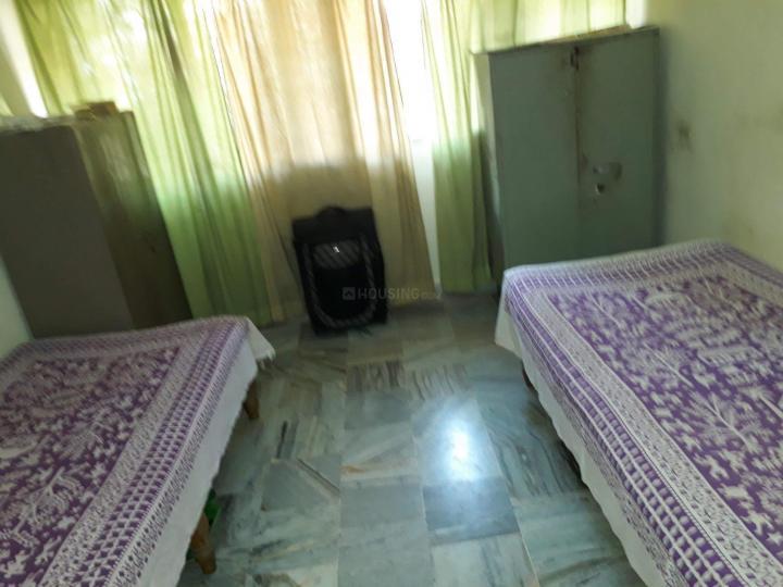 विमान नगर में बाला पैराडाइज़ पीजी के बेडरूम की तस्वीर