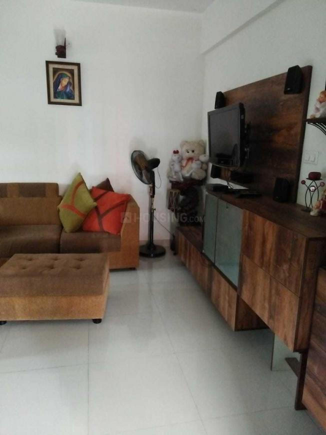 Living Room Image of 1000 Sq.ft 2 BHK Independent House for rent in R. T. Nagar for 15000