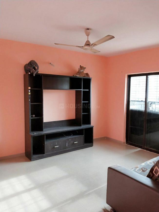 Living Room Image of 1290 Sq.ft 2 BHK Apartment for rent in Wagholi for 14000
