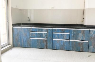 Kitchen Image of Nakshatra Vijay Park in Kasarvadavali, Thane West