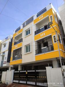 Gallery Cover Image of 1207 Sq.ft 3 BHK Apartment for buy in Thoraipakkam for 6400000