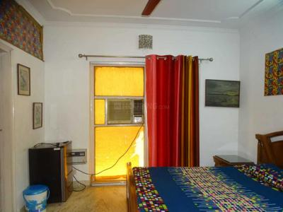 Bedroom Image of Single Occupancy PG Sarita Vihar in Sarita Vihar