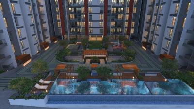 Gallery Cover Image of 1218 Sq.ft 2 BHK Apartment for buy in Thergaon for 7430568
